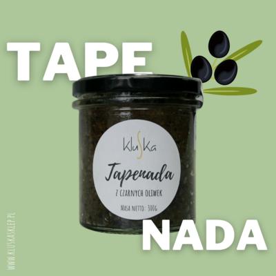 Tapenada z oliwek i kaparów - Smaki Francji