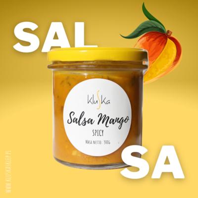 Salsa spicy mango - Smaki Meksyku