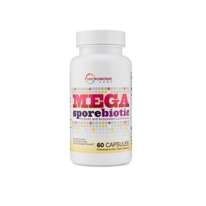 Megasporebiotic 60 ct