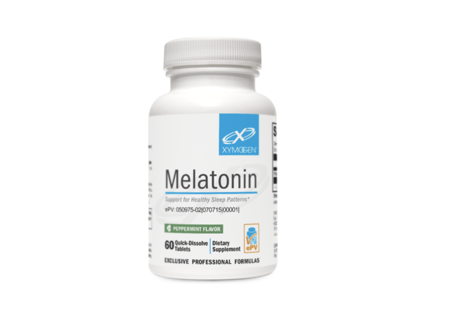 XYM Melatonin 60 Ct