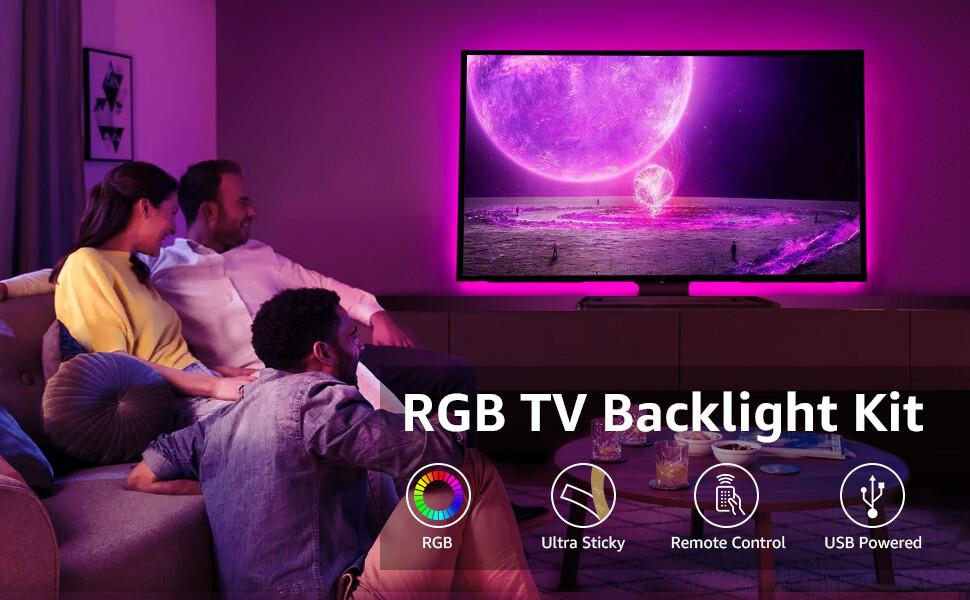 Backlight LED 2m RGB 5050
