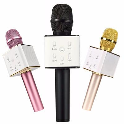 Micrófono con Bluetooth y Parlante