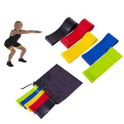 Bandas Fitness X5