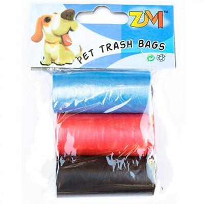 Bolsas Residuos Mascotas