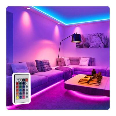 Tira LED 5m RGB 5050