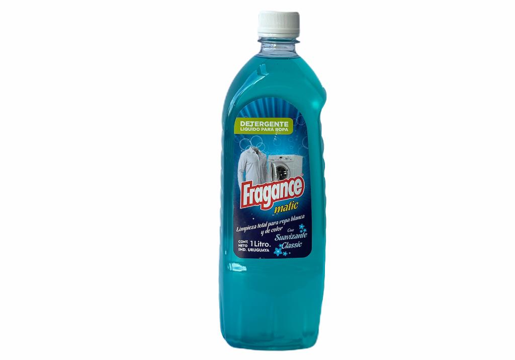 Detergente líquido con suavizante 3 L