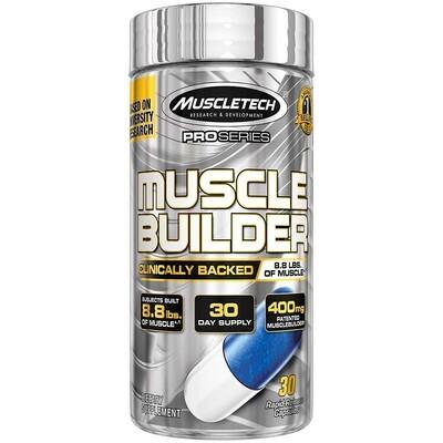 Aumentador Masa Muscular Muscle Builder