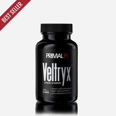 Veltryx Primal Fx Quema Grasa Abdominal Elimina Ansiedad