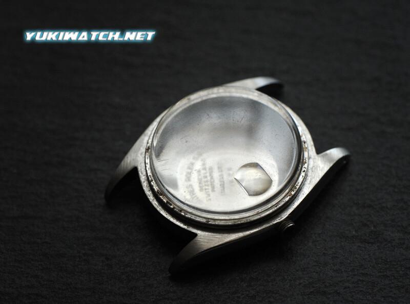 Original used Rolex 1625 Thunderbird case part