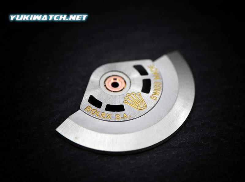 Rolex rep Rotor (ETA)