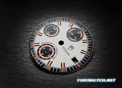 TUDOR MONTE CARLO 9420 black w/grey dial