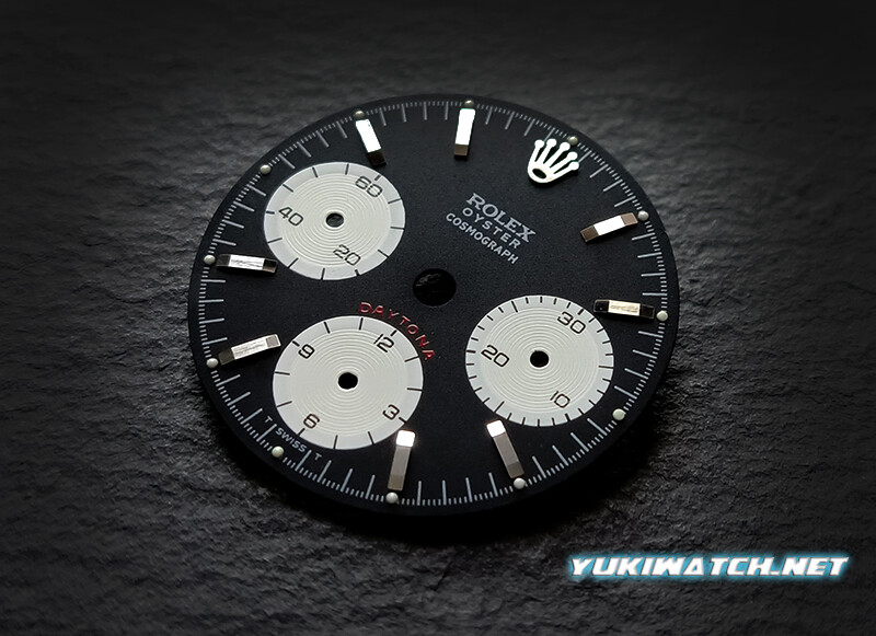 Daytona black 6263 dial