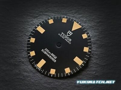 Tudor Submariner 9401/0 black dial