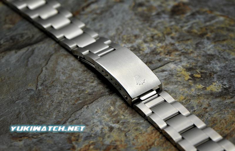Rolex 20mm Solid rep Bracelet