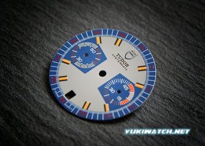 Tudor Monte Carlo 7159 blue dial