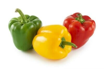 Mixed Peppers x 3