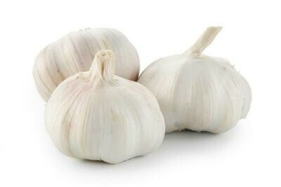Garlic bulbs x3