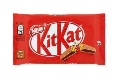 KitKat 4 finger bar x24