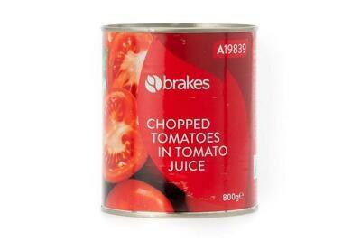 Tinned Tomatoes / Passatta