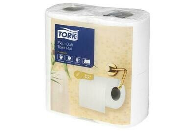 toilet rolls pack 4