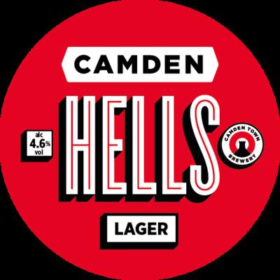 Camden Hells 2 Pinter