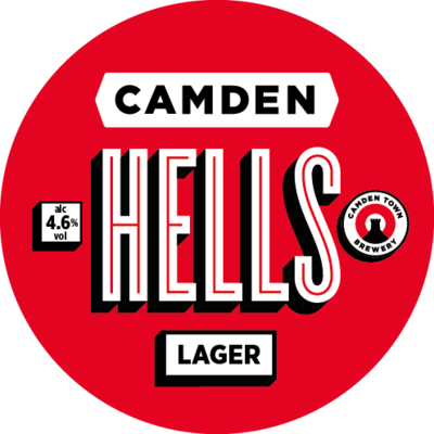 Camden Hells 4 Pinter