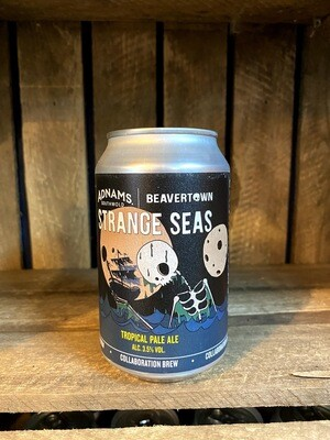 Adnams / Beavertown - Strange Seas
