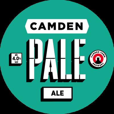 Camden Pale Ale 4 Pinter