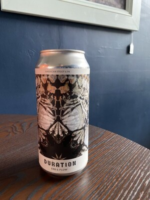Duration ebb & flow American stout