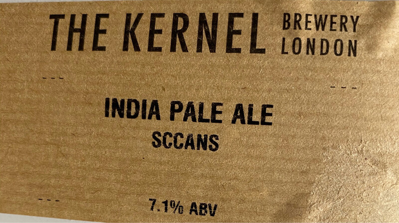 The kernel - IPA 7.1% 2 Pinter