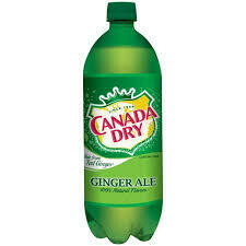 Canada Dry 1 LTR
