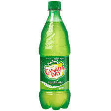 Canada Dry Ginger Ale 500ml