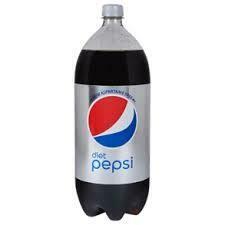 Pepsi Diet 2 LTR