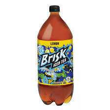 Brisk Lemon 2 LTR