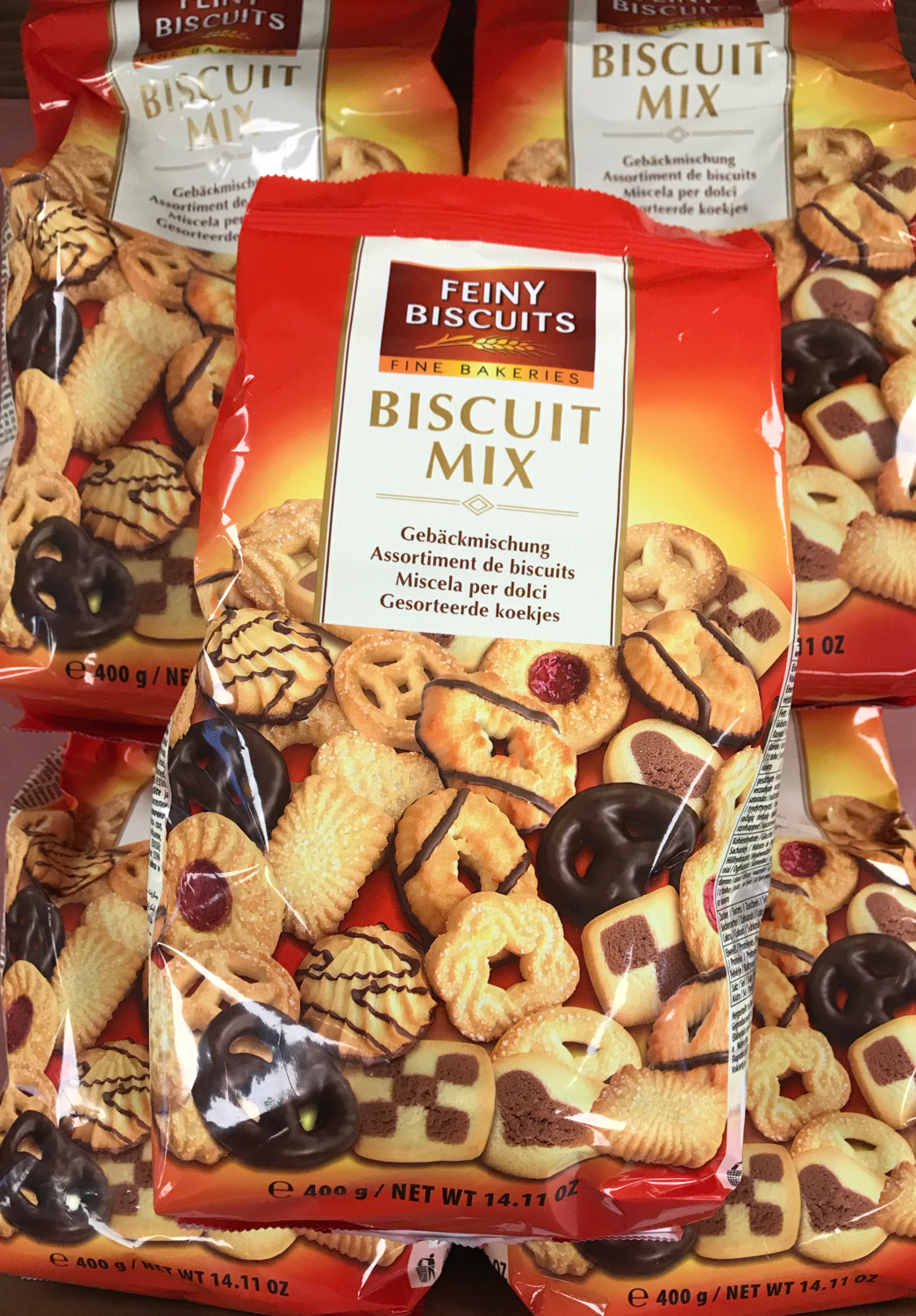 FEINY BISCUIT MIX 400G