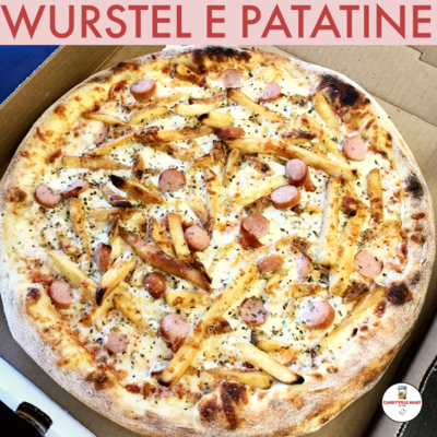 Wurstel e Patatine