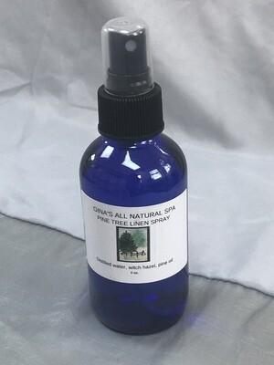 Pine tree linen spray
