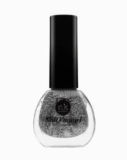 Nk Nail Polish 004 - Sparkling Silver
