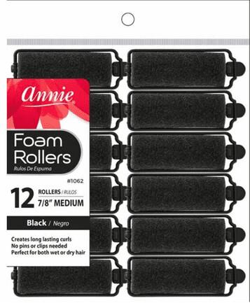 Annie Foam Rollers