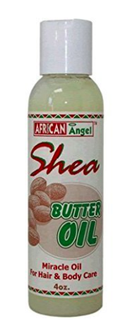 African Angel Shea Butter Oil
