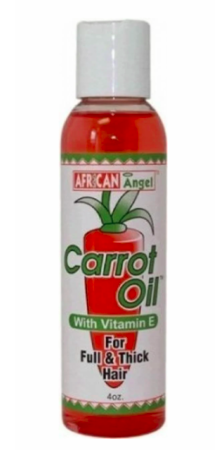 African Angel Carrot Oil