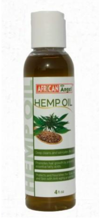 African Angel Hemp Oil