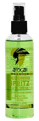 African Essence Designing Spritz Light Hold 4oz