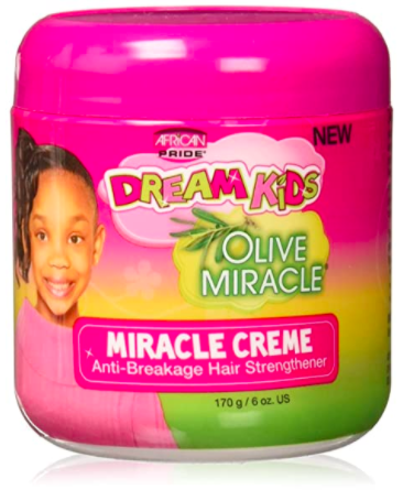 African Pride Dream Kids Miracle Creme