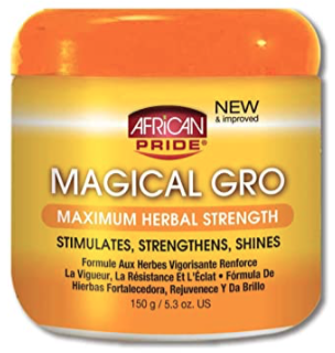 African Pride Magical Gro Maximum Herbal Strength 5.3oz