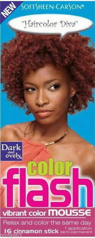 Dark/lovely Color Flash V Mouse- 16 Cinemon Stick