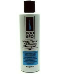 Doo Gro Mega Thick Anti Thinning Shampoo