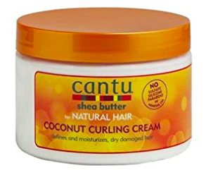 Cantu Coconut Curling Cream Shea Butter 12oz