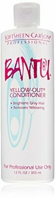 Bantu Yellow-out Conditioner 12Oz