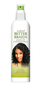 Better Braids Leave Conditioner  Medicated 12oz